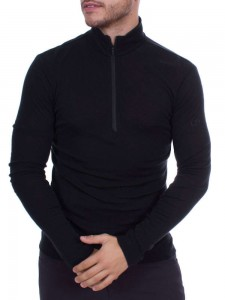 Icebreaker_Men_Everyday_Merino_Underwear_Half_Zip_175_Black_ml